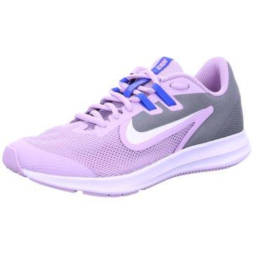 Nike Sneaker LowNike Downshifter 9 - AR4135-510 grau