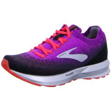 Brooks Running lila