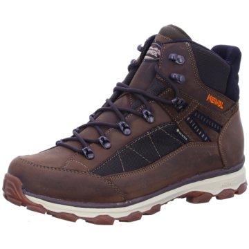 Meindl Outdoor SchuhUTAH GTX - 2452 braun