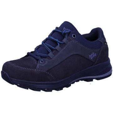 Hanwag Outdoor Schuh blau