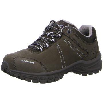 Mammut Outdoor Schuh braun