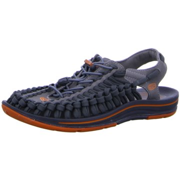 Keen Outdoor SchuhUneek Flat Mens grau