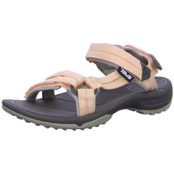 Teva Outdoor Schuh lachs