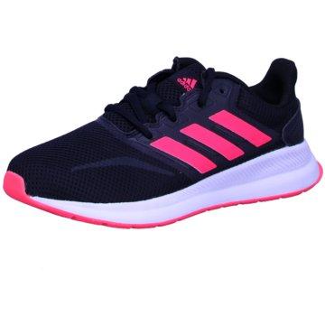 adidas Sneaker LowRunfalcon K schwarz