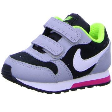 Nike Klettschuh grau