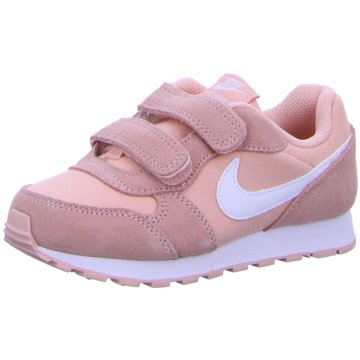 Nike Klettschuh rosa