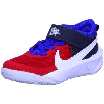 Nike Sneaker LowTEAM HUSTLE D 10 - CW6736-005 rot