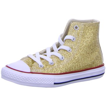 Converse Sneaker High gold