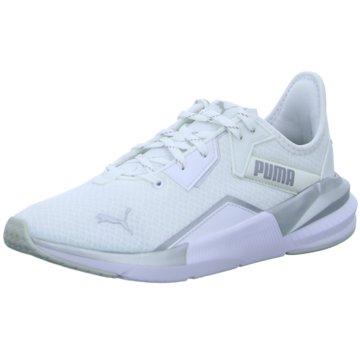 Puma Sneaker LowPLATINUM METALLIC WNS - 193773 weiß