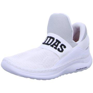 adidas Sneaker LowADVANTAGE - F36423 weiß