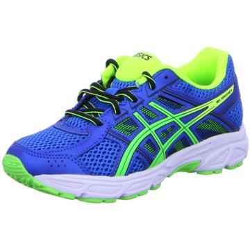 asics LaufschuhGel-Contend 4 GS Kinder Laufschuhe Running blau grün blau