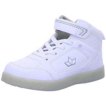Geka Sneaker High weiß