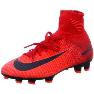 Nike Fußballschuh rot
