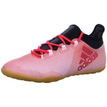 adidas Hallen-Sohle pink
