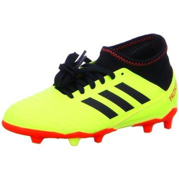 adidas Sportschuh gelb