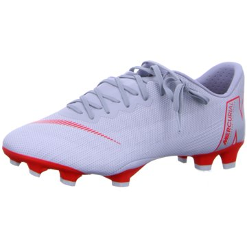 Nike Nocken-SohleMercurial Vapor XII Pro FG grau
