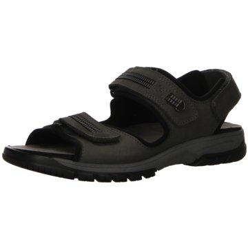 Waldläufer Komfort Schuh grau