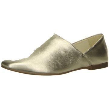 Vagabond Slipper gold