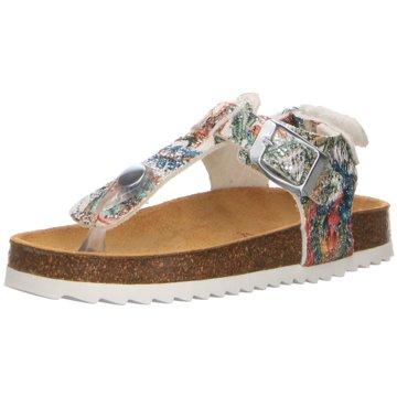Develab Offene Schuhe weiß