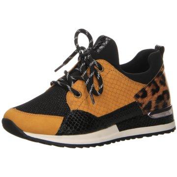 Remonte Sneaker Low gelb