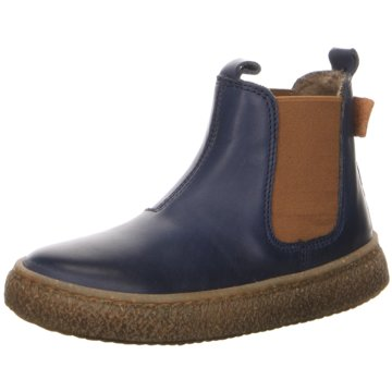 Naturino Halbhoher Stiefel blau
