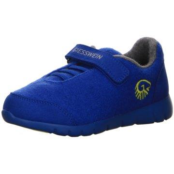 Giesswein Sneaker Low blau