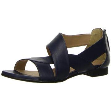 Salamander Komfort Sandale blau
