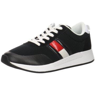 Tommy Hilfiger SneakerTechnical Flexi Runn schwarz