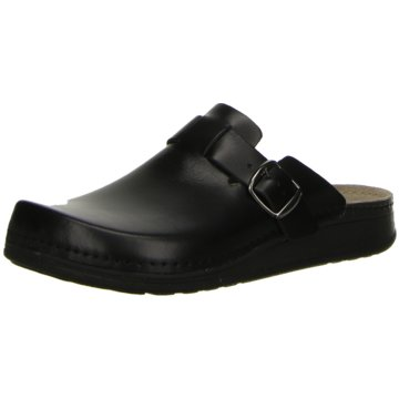 Salamander Komfort Schuh schwarz
