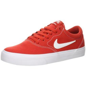 Nike SkaterschuhNike SB Charge CNVS rot