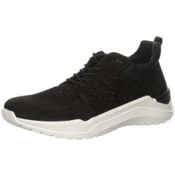 Ecco Sneaker LowECCO INTERVENE schwarz