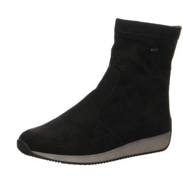 ara Komfort Stiefelette schwarz