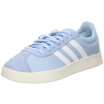adidas Sneaker LowVL COURT 2.0 - EE6789 blau