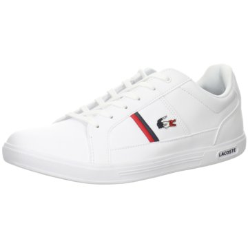 Lacoste Sneaker LowEuropa Sneaker weiß