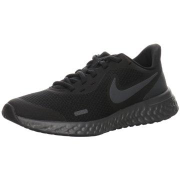 Nike Sneaker LowREVOLUTION 5 - BQ5671-001 schwarz