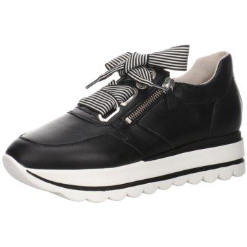Gabor Plateau SneakerSneaker schwarz