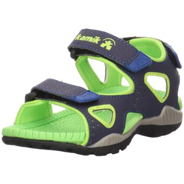 KAMIK Offene Schuhe blau