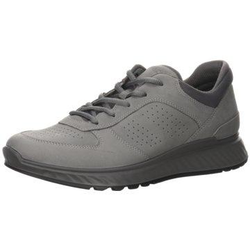 Ecco Sneaker Low grau