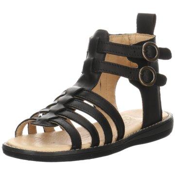 Kim Kay Offene Schuhe schwarz