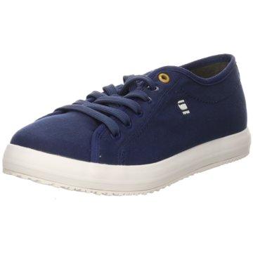 G-Star Raw Sneaker Low blau