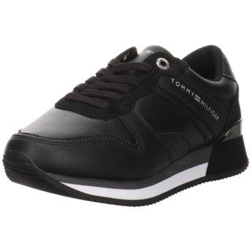 Tommy Hilfiger Sneaker schwarz
