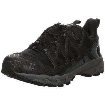 Kastinger Sneaker Low schwarz