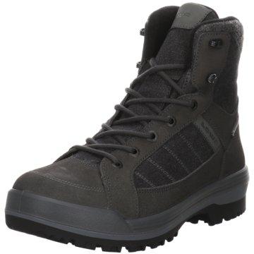 LOWA Sneaker HighISARCO EVO GTX - 410553 grau