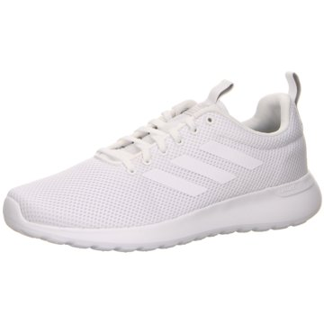 adidas Sneaker LowCloudfoam Lite Racer CLN weiß
