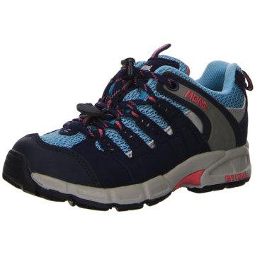 Meindl Sportlicher SchnürschuhRespond Junior - 2044 blau