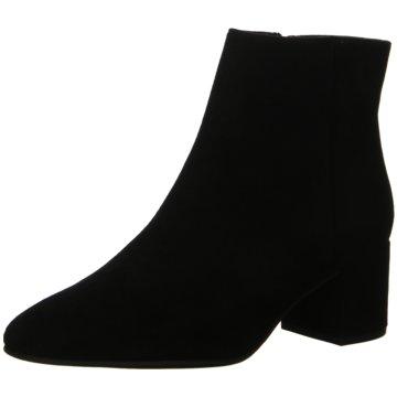 Högl Klassische Stiefelette schwarz
