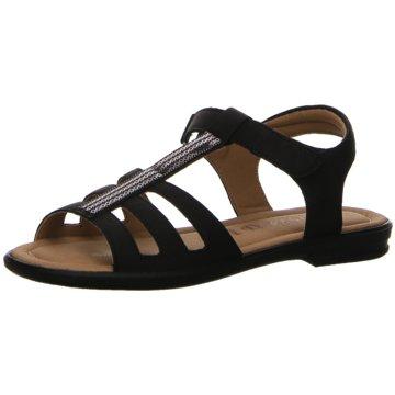 Ricosta Offene SchuheAna schwarz
