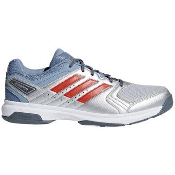 adidas HallenschuheEssence Handballschuh silber