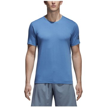 adidas T-Shirts blau
