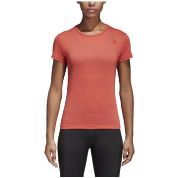 adidas FunktionsshirtsFreeLift Prime Tee Women orange